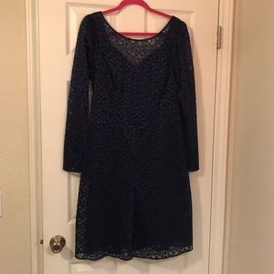 NWT fabulous Frock by Tracy Reese blue dress 12